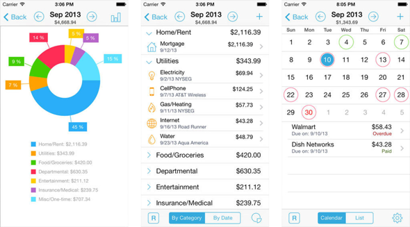 Apps To Track Your Finances Exist