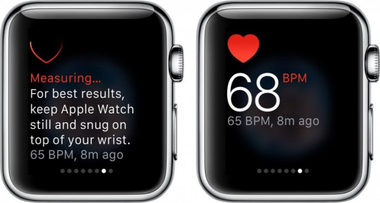 How do fitness trackers measure your heart rate exist apple watch heart rate geenschuldenfo Images