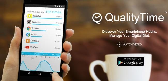 Afbeeldingsresultaat voor QualityTime app