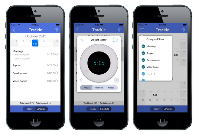 trackle app